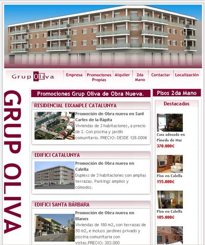 Недвижимый промоутер в Calella. Продажа и аренда квартир, домов, помещений, паркинги.